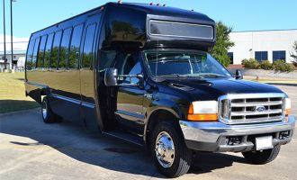 15 Passenger party bus Kansas City