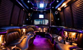 15 person party bus rental Kansas City