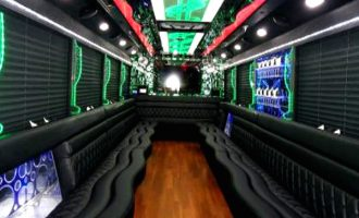 20 passenger party bus 1 Kansas City