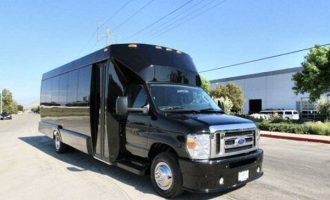 20 passenger party bus Kansas City