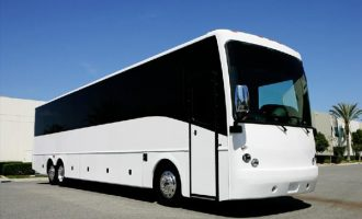 50 passenger charter bus rental Kansas City
